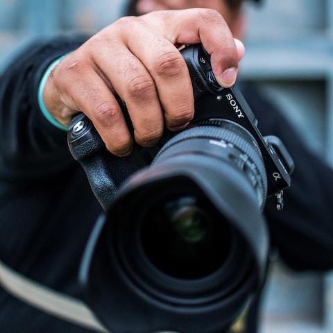 FlashFrame Photography Portal